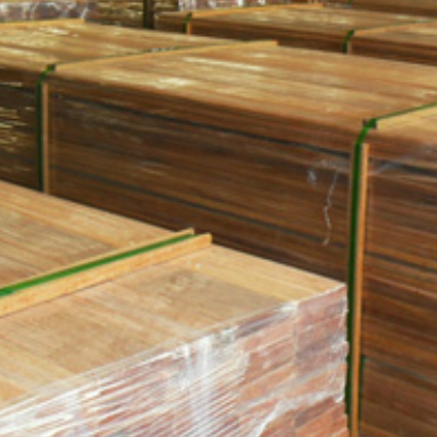 Piquia Wood Decking